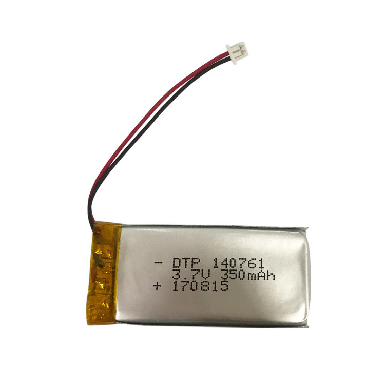 CB UL Certified DTP140761 402248 Li Polymer Battery for Digital Device