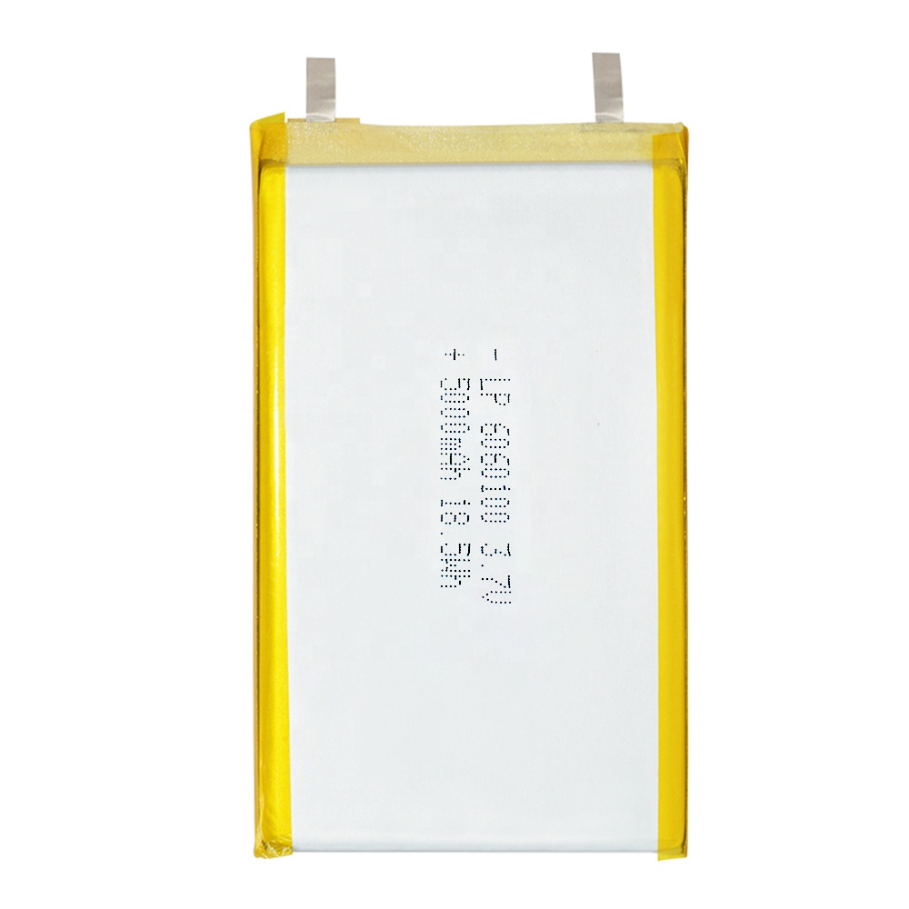 DTP6060100 5000mah Lithium Battery 3.7v 5000mah Rechargeable Battery 6060100 Lithium Battery