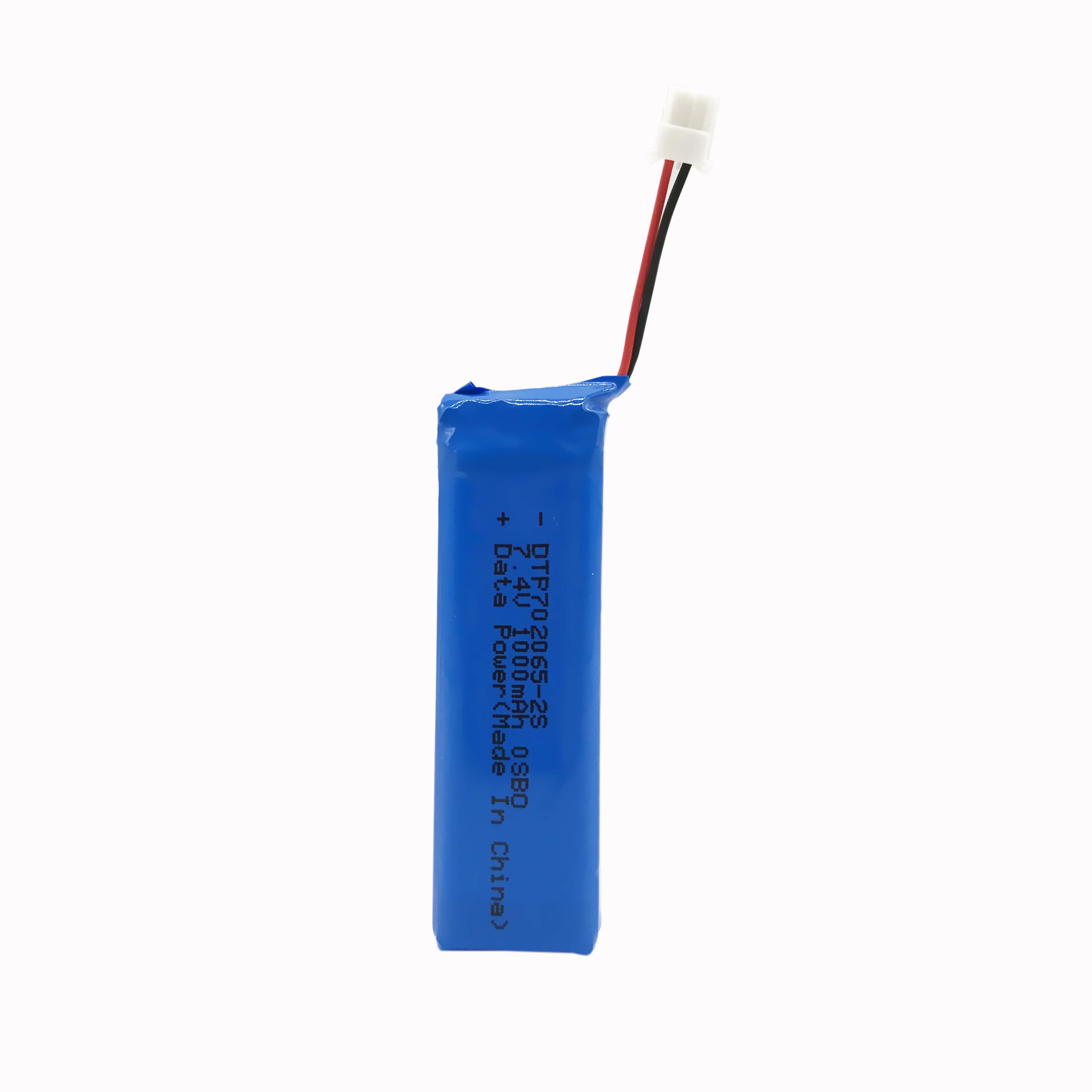 Li ion Lithium polymer lipo 11.1V 7.4V 3.7V Li-ion Battery 1000mah