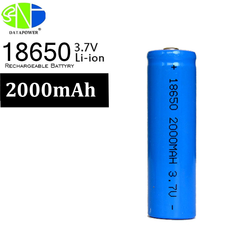 cylindrical 18650 2000mah cell
