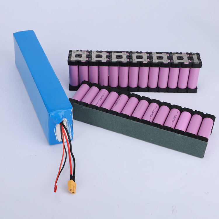 LITHIUM ION BATTERY PACK PRODUCTION PROCESS