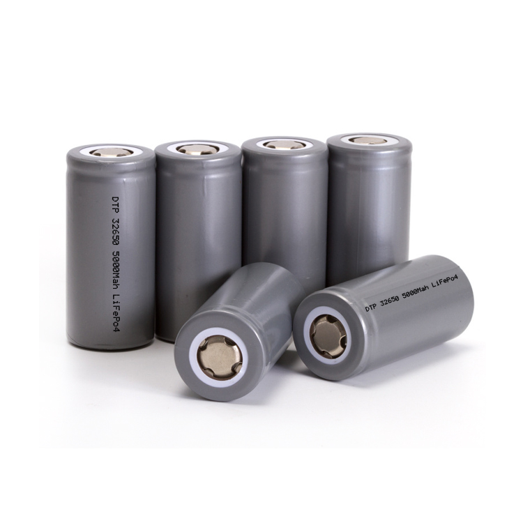32650 32700 Lifepo4 Battery Cell 3.2V 6Ah 6000mAh 5000mAh Lithium Iron Phosphate for Consumer Electronics